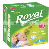 Adult diaper manufacturer to South America, Economic Cheap Adult Diapers.