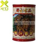 High Grade 3 Years Shelf Life Salty Whole Part Canned Abalone Mushroom of Xingli Brand