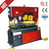 Hydraulic ironworker, Q35Y-16 stainless steel punch and shear machine,angel steel cutting and bending lathe