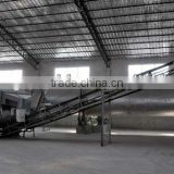 Large capacity particle board making machine/belt conveyer