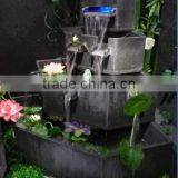 garden water cast stone ladder water fountains water feature