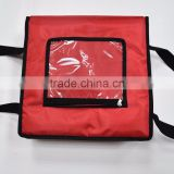 Insulation Food carring bag, heated pizza delivery bags