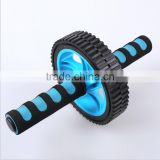 Adidas NEW RBX Perfect Fitness Ab Carver Pro Workout Abs Abdominal Exercise Wheel Roller with latex tube