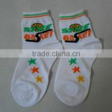 top quality fashion kids football socks for spring wear