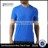 Sport Games Tee Crossfit Shirt for Hot Days Training Hot Weather Workouts for Man Wholesale Single Jersey Fabric Enhanced Breath