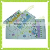 velour printed kawaii cotton lovely face towel
