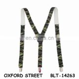 fashion military suspender