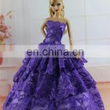 Fashion Princess Party doll Dress Evening Clothes