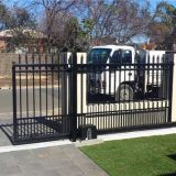 Galvanized Fencing Gates