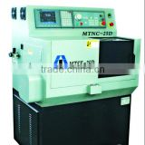 CNC Longitudinal turning and milling complex lathe router lathe