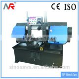 cutting sheet cover metal straight cutting horizontal press band cutter horizontal wood cutting band saw
