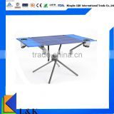 Fashionable outdoor folding camping table/foldable table