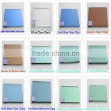 high quality colorful reflective glass price