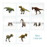 best sale mini PVC dinosaur figure collective toy