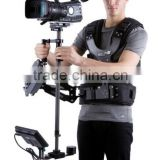 Wondlan LE304 1-4.5KG Steadycam Steadicam double Arm camera DSLR stabilizer support system Steadicam Steadycam