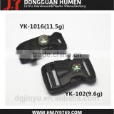 wholesale plastic buckle with compass ,side release buckle plastic , Plastic compass buckle for 25mm webbing