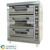 Guangzhou energy saving bakery equipment bakery automatic oven used machine with high quality