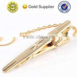 China factory manufacture brand quality Custom high end copper tie clip
