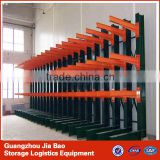 Customized Warehouse Welded / Bolted Cantilever Storage Racks / Shelving