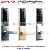 Handle password lock, High quality RF card house lock P9
