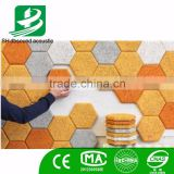 fireproof wood wool acoustic panel