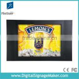 "15"" in-store advertising monitor,Retail Store Advertising Player, advertising euipment with stand"
