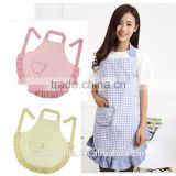 high quality promotional gifts dress adult apron for girl women