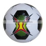 official size and weight football/soccer ball for club matches