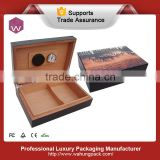 luxury top end wood cigar boxes wholesale