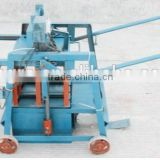 cement brick making machine price from China manufacture patented technology/ New condition manual hollow Blocks machine