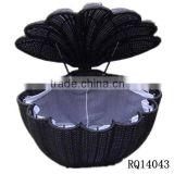 Factory Vintage Furniture Rattan Garden Furniture