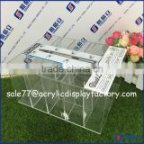top grade luxury acrylic for pens/pencils display rack stand for supermarket factory directly sale