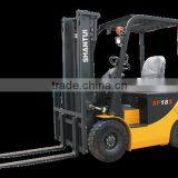 Shantui 1.8 ton battery fork lift with DC motor price