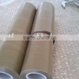 Heat resistant insulation material PTFE coated fiberglass fabrics and fiber glass cloth