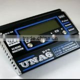 UN-A6 1-6S High Precision Cut-off Voltage Programmable & System Voltage Adjustable Balance Charger