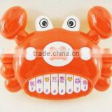 ELECTRONIC ORGAN SHAPED CRAB