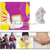 Wholesale body warmer patch/ heat pad for clothes,instant heat pack