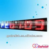 blue and red led dimmer controller timer