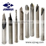Many types of Cnc carbide milling cutter for plastic, acrylic, windows and other plastic boards
