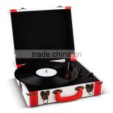 Vinyl Gramophone speaker MP3 Recording Turntable Player