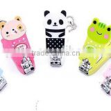 Creative cute cartoon nail clippers,Nail clippers manicure cut Elegant small gifts wholesale