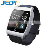 BTW-UX New fashion smart watch phone GSM for Android Operation pedometer, sleep monitor, heart rate monitor, compass...