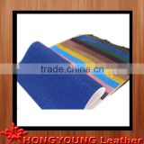 Lizard grain pvc synthetic leather with competitive price for making leather bag manufacturer