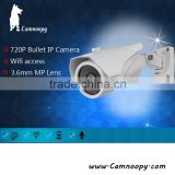 Wireless WiFi onvif p2p ip camera outdoor bullet waterproof motion detection hd cctv ip camera