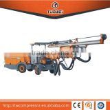 Hydraulic pneumatic tunnel machine portable water well drilling rig
