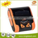Mini Mobile Thermal Printer Line Printing For Restaurant Food Delivery Transportation...
