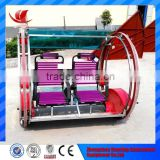 Direct manufacture with 10 years experience in adult fun game ride /happy amusement swing rides happy car