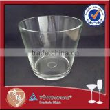 wholesale glass dry ice container 2115ml for barware