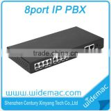 Asterisk VoIP Gateway IP PBX (SL-IP08)
