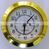 Metal Insert Clock (Fit Up), Clock Inserts, Suits for Art Craft and Furniture